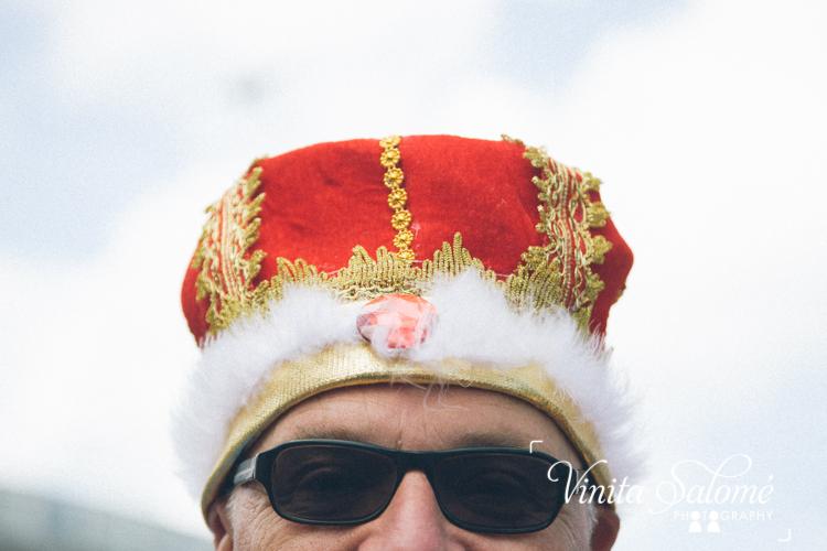 Vinita's King